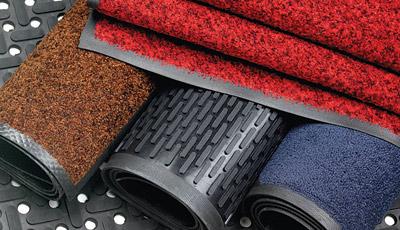 Rubber Floor Mats - Topper Linen and Uniform Company