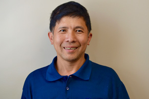 Duc Le, Maintenance Manager - Topper Linen and Uniform Company